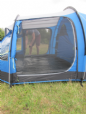 Kampa Mersea 3 Tent |3 Man Family Camping Tent | OMeara Camping